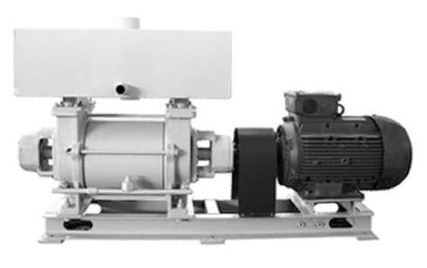 Водокольцевой вакуумный насос 2ВВН1-6М