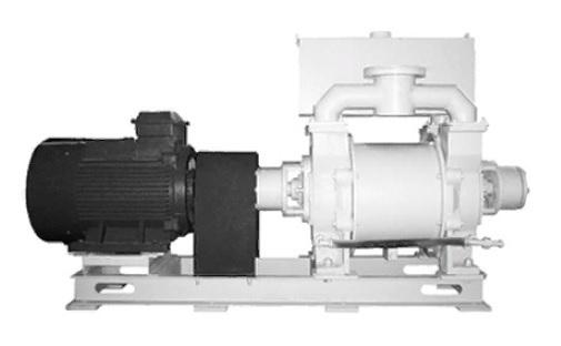 Водокольцевой вакуумный насос 2ВВН1-25