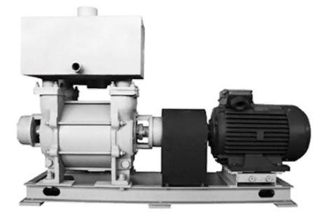 Водокольцевой вакуумный насос 3ВВН1-6М