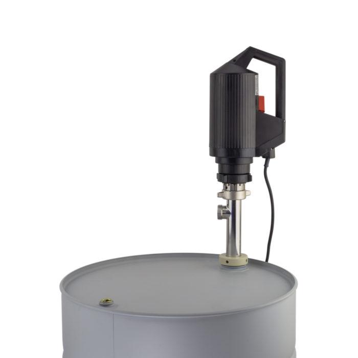 """Бочковой взрывозащищённый насос Gruen Pumpen ex700-A , 1200 , Нерж, сталь , 0.85 , 7 , Штуцер, 1"""" (в комплекте) - цена, заказать Бочковые взрывозащищённые насосы Gruen Pumpen EX700-A"""