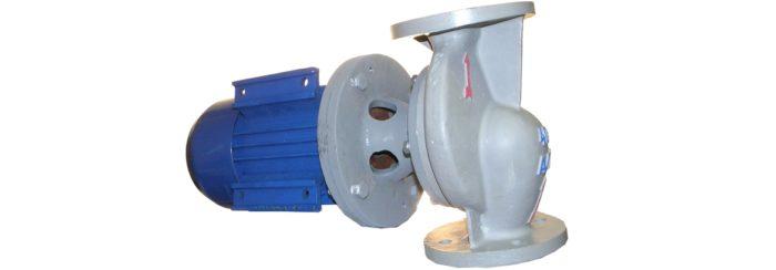 Циркулярный насос ЦНЛ 50/180-2,2/4 - цена, заказать Насосное оборудование отечественное