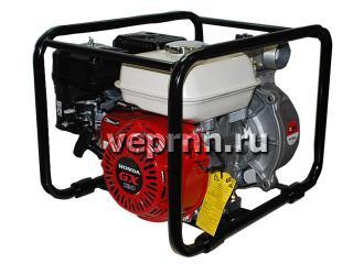 Бензиновая мотопомпа DaiShin SCR-50HX - цена, заказать Насосное оборудование отечественное