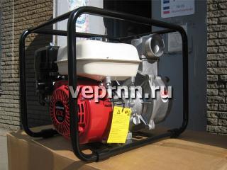 Полугрязевая бензиновая мотопомпа Daishin SST-80HX - цена, заказать Насосное оборудование отечественное