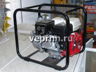 Полугрязевая бензиновая мотопомпа Daishin SST-50HX - цена, заказать Насосное оборудование отечественное