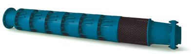 Скваженный насос ЭЦВ 14-210-300 - цена, заказать Насосное оборудование отечественное