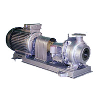 Химический насос ХО 100-65-200(а)Е - цена, заказать Насосное оборудование отечественное