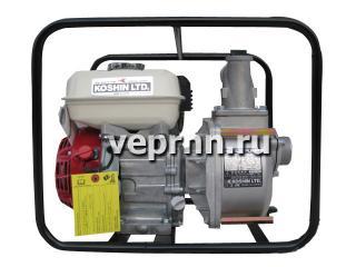 Бензиновая мотопомпа Koshin SEH-50X - цена, заказать Насосное оборудование отечественное