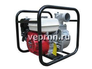 Бензиновая мотопомпа Koshin SEH-80X - цена, заказать Насосное оборудование отечественное