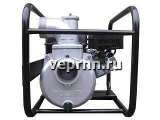 Бензиновая мотопомпа Koshin SEV-80X - цена, заказать Насосное оборудование отечественное