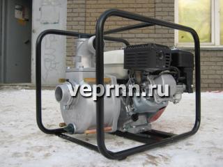 Полугрязевая бензиновая мотопомпа Koshin STH-50X - цена, заказать Насосное оборудование отечественное