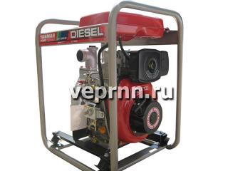 Дизельная мотопомпа Yanmar YDP20N для чистой воды - цена, заказать Насосное оборудование отечественное