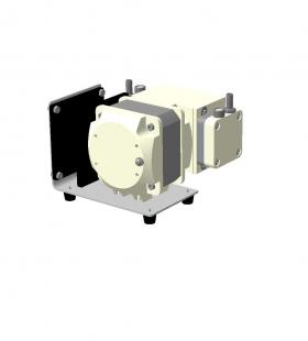 Мембранный насос МВНК - 0,3х2 - цена, заказать Насосное оборудование отечественное