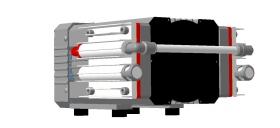 Мембранный насос МВНК - 3х2 - цена, заказать Насосное оборудование отечественное