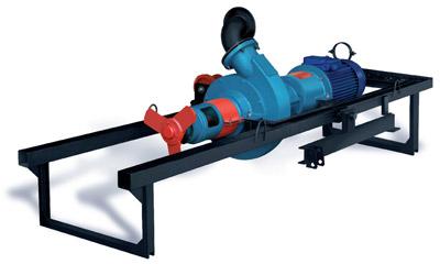 Насос для жидкого навоза НЖН-200А (под 22кВт) - цена, заказать Насосное оборудование отечественное