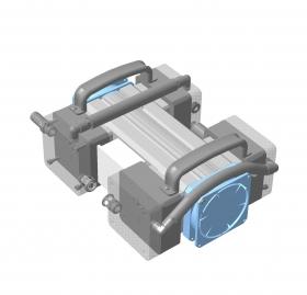 Промышленный вакуумный насос HBM 20 - цена, заказать Насосное оборудование отечественное