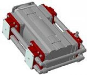 Промышленный вакуумный насос HBM 15 - цена, заказать Насосное оборудование отечественное