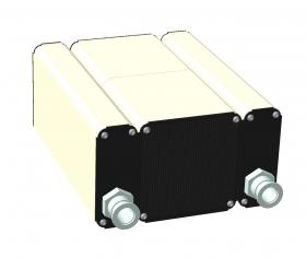 Промышленный вакуумный насос HBM 35 - цена, заказать Насосное оборудование отечественное