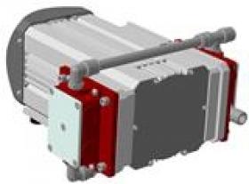 Промышленный вакуумный насос НВМ 6 - цена, заказать Насосное оборудование отечественное