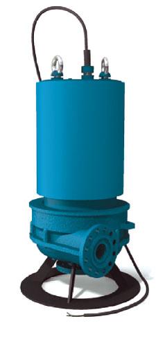 Песковый погружной насос ППК 350/20 - цена, заказать Насосное оборудование отечественное
