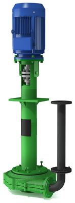 Песковый насос ПРВП 63/22,5 - цена, заказать Насосное оборудование отечественное