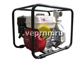 Бензиновая пожарная мотопомпа Daishin SCH-5050HX - цена, заказать Насосное оборудование отечественное