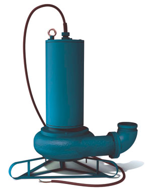 Фекальный насос ЦМФ 100-10 - цена, заказать Насосное оборудование отечественное