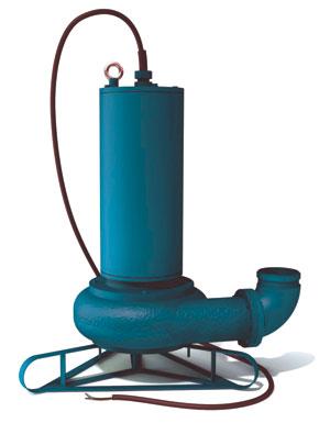 Фекальный насос ЦМФ 50-25 (7,5кВт, 1500об/мин) - цена, заказать Насосное оборудование отечественное