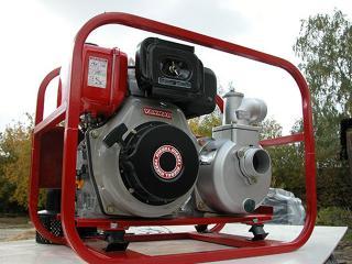 Дизельная мотопомпа Вепрь МП 1000 ДЯ - цена, заказать Насосное оборудование отечественное