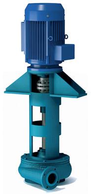 Вертикальный шламовый насос ВШН -150/30 - цена, заказать Насосное оборудование отечественное
