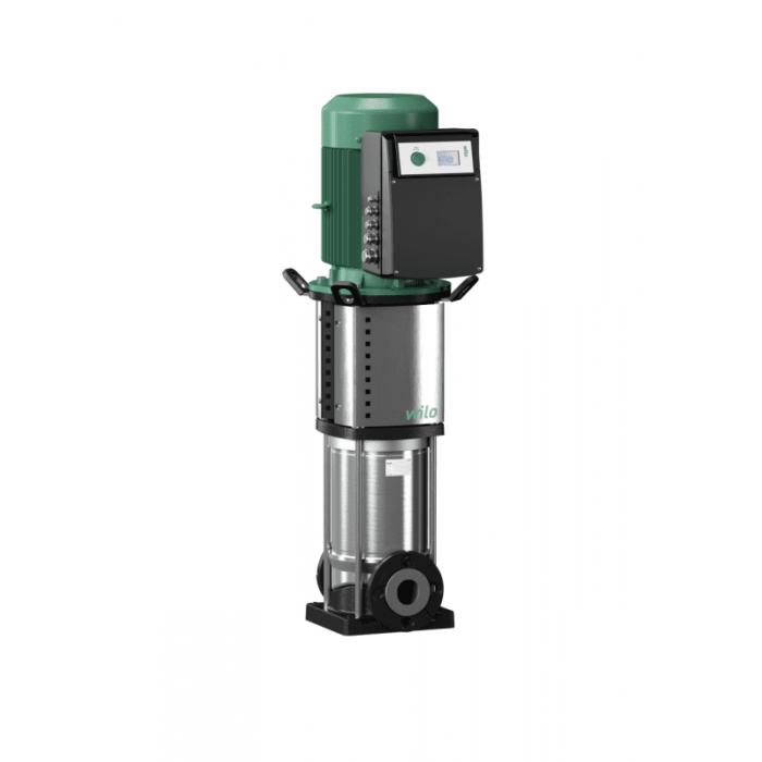 Вертикальный многоступенчатый насос Wilo Helix VE 404-2/25/V/KS - цена, заказать Производственные системы водоснабжения Wilo