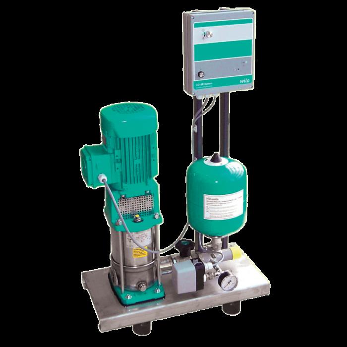 Насосная станция Wilo Economy CO-1 MVI 9502/ER (PN 16) - цена, заказать Установки повышения давления Wilo