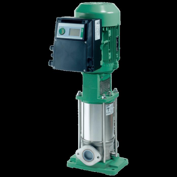 Вертикальный многоступенчатый насос Wilo MVIE 7004/2-3/25/E/3-2-2G - цена, заказать Производственные системы водоснабжения Wilo