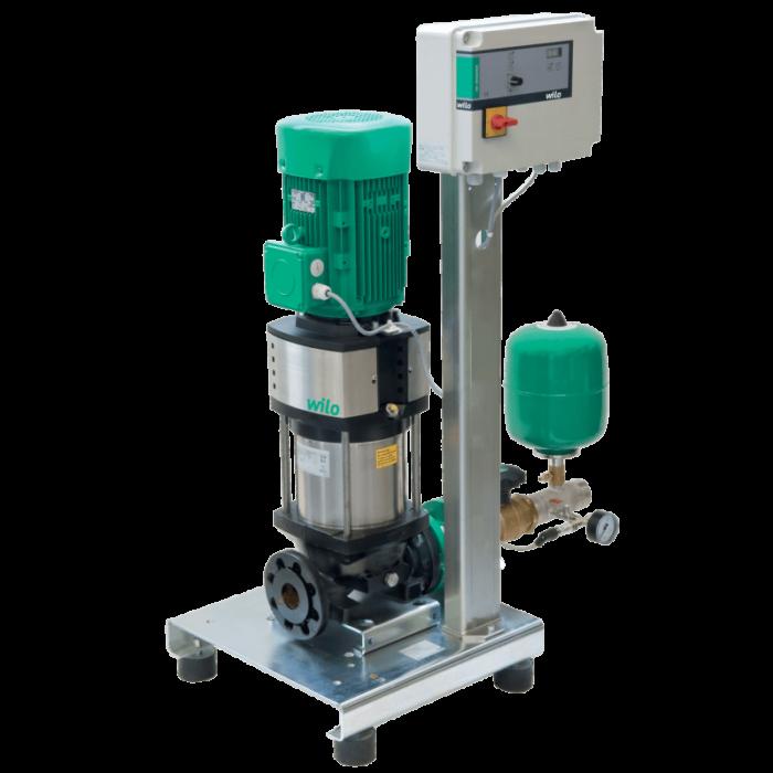 Насосная станция Wilo CO-1 Helix V 3604/2/K/CE+ - цена, заказать Установки повышения давления Wilo