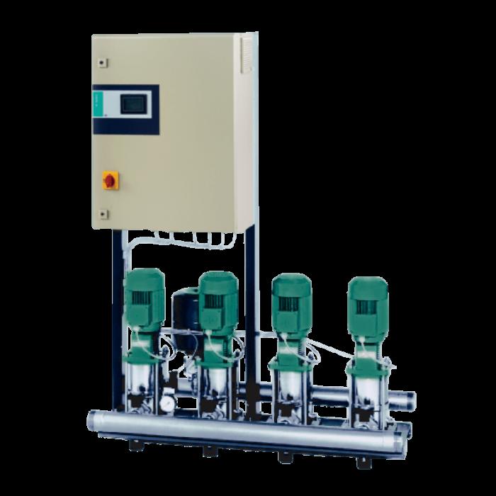 Насосная станция Wilo Comfort CO-3 MVI 9502/CC - цена, заказать Установки повышения давления Wilo