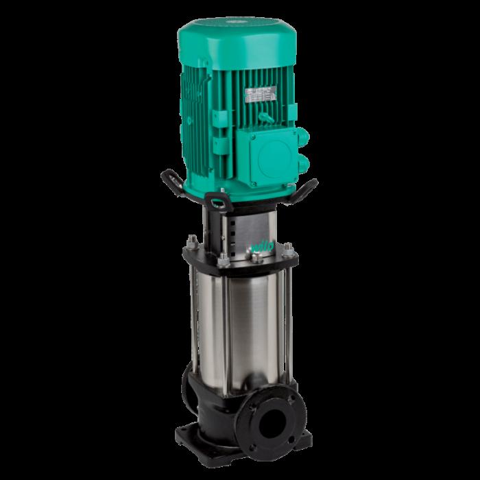 Вертикальный многоступенчатый насос Wilo Helix FIRST V 603-5/25/E/S/ - цена, заказать Производственные системы водоснабжения Wilo