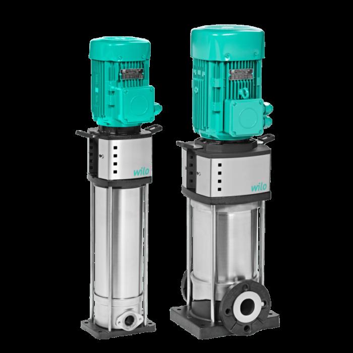 Вертикальный многоступенчатый насос Wilo Helix V 611-1/16/E/KS - цена, заказать Производственные системы водоснабжения Wilo