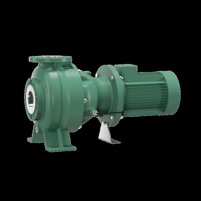 Насос для отвода сточных вод блочной конструкции со встроенным стандартным электродвигателем фекальный насос Wilo RexaBloc RE 10.44W-290DAH180L4 - цена, заказать Насосы для сбора сточных вод Wilo