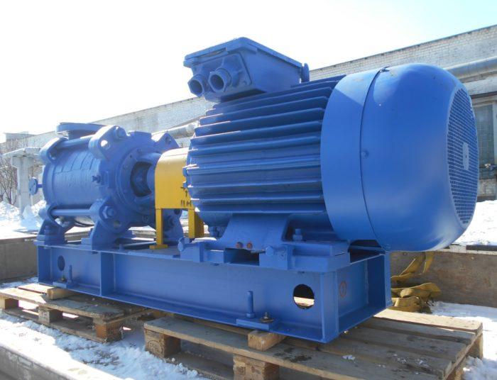 Насос ЦНСАн (ЦНСМА) 300-600 - цена, заказать Насосное оборудование отечественное