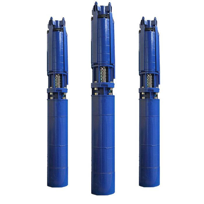 Погружной скважинный насос 2ЭЦВ 10-65-200 нрк - цена, заказать Насосное оборудование отечественное