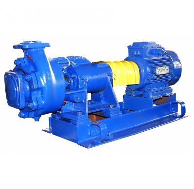 Насосы 1К 50-32-125 - консольные для холодного и горячего водоснабжения - цена, заказать Насосное оборудование отечественное