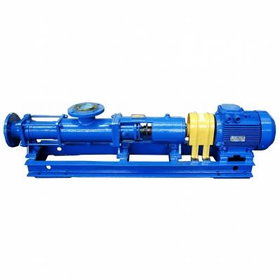 Насосы Н1В 50/10-25/10-Рп - одновинтовые для загрязненных, химических, вязких сред, для дренажа, канализации - цена, заказать Насосное оборудование отечественное