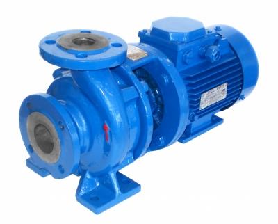 Насосы КМ 65-50-125 - консольные моноблочные для холодного, горячего водоснабжения - цена, заказать Насосное оборудование отечественное