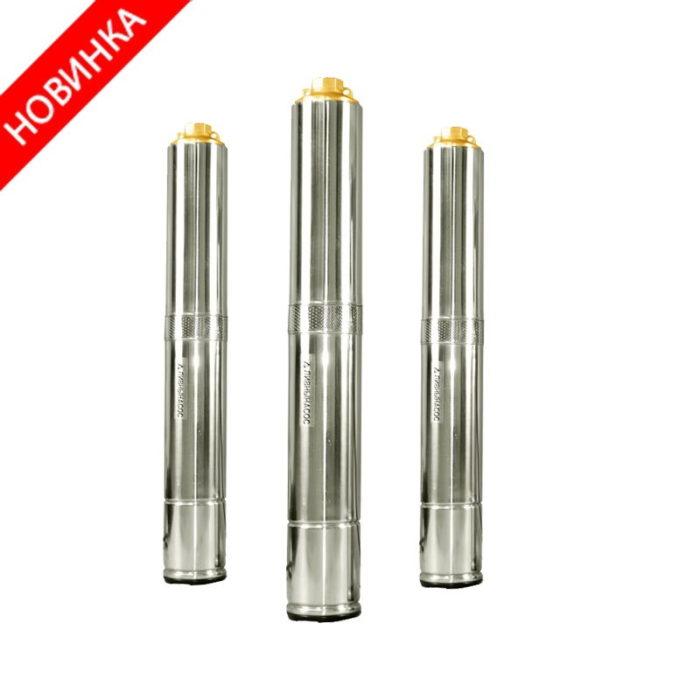 Погружной скважинный насос ЭЦВ4-1,8-63 - цена, заказать Насосное оборудование отечественное