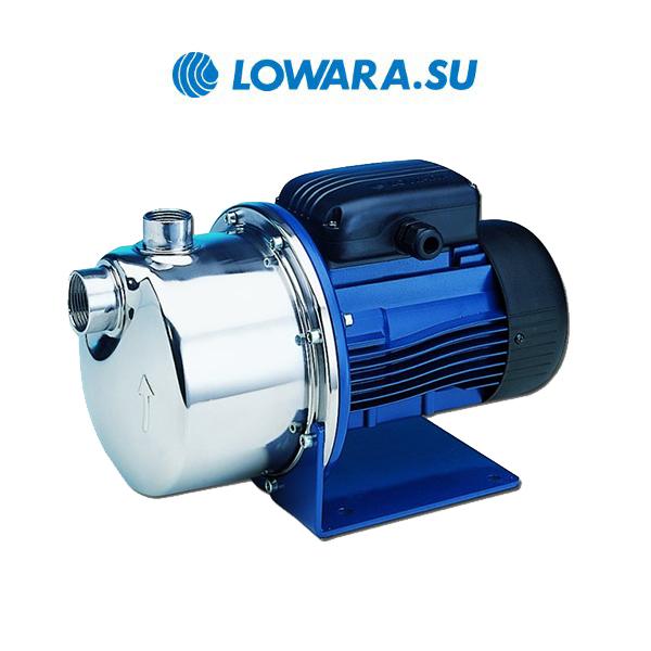 Насосы для воды самовсасывающие Lowara BGM3/A - цена, заказать Одноступенчатые насосы Lowara