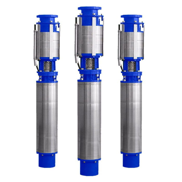 Погружной скважинный насос CRS 12-250/2 нро - цена, заказать Насосное оборудование отечественное