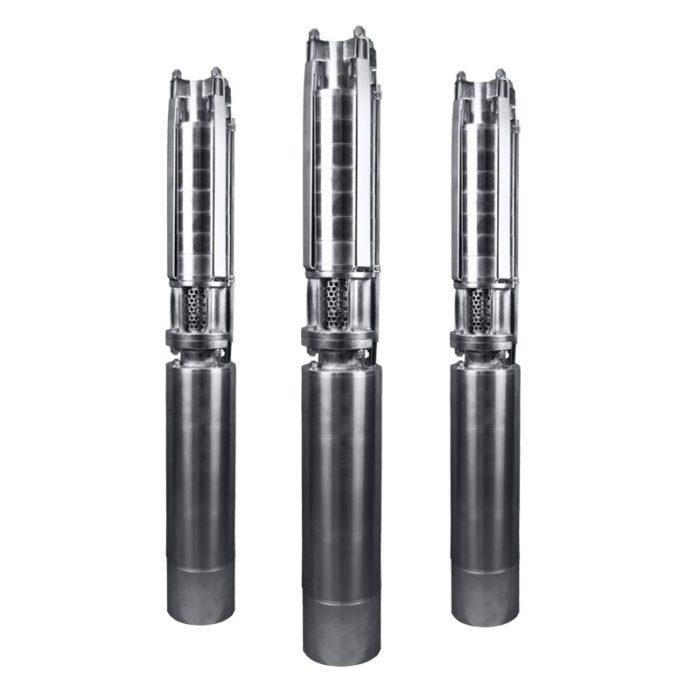 Погружной скважинный насос CRS 8-25/8 нрк X - цена, заказать Насосное оборудование отечественное