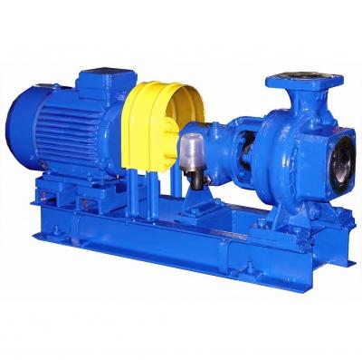 Насосы 2 К 100-80-160в - консольные для холодного и горячего водоснабжения - цена, заказать Насосное оборудование отечественное