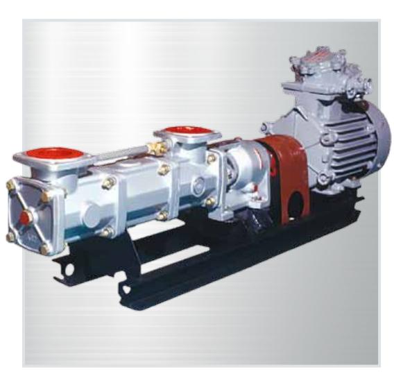 Агрегаты электронасосные одновинтовые 1В - цена, заказать Насосное оборудование отечественное