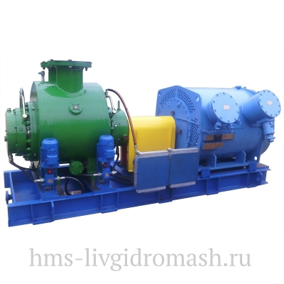 Насосы А1 2ВВ 160/25 - двухвинтовые нефтяные, для вязких сред - цена, заказать Насосное оборудование отечественное