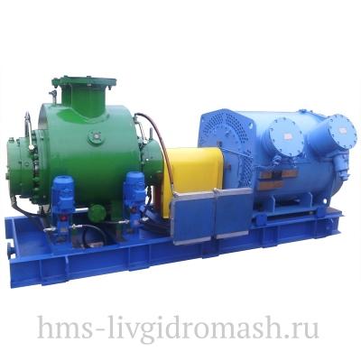 Насосы А5 2ВВ 50/25 - двухвинтовые нефтяные, для вязких сред - цена, заказать Насосное оборудование отечественное